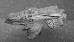 Thunderbird TRB-D36 Aerospace Fighter - 100 Ton (TRO 3075)