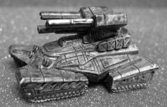 M1 Moltke Main Battle Tank - Jihad Hot Spots, 75 Ton (TRO 3076)