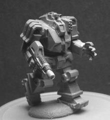 Wolverine II Mech - WVR-7H (Operation Klondike - 55 Ton)
