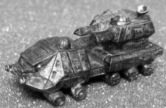 Turhan Wheeled Vehicle (TRO 3075 - 50 Ton)