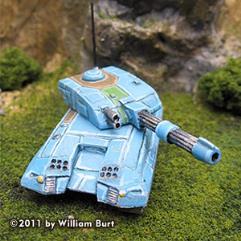 Marsden II Main Battle Tank (TRO 3075 - 60 Ton)