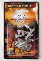 Cave Lion (Dark Age)