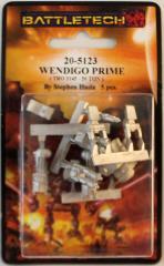 Wendigo Prime (TRO 3145 - 50 Ton)