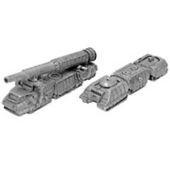 LT-MOB 25 Long TOM Artillery