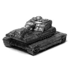 Vedette 50 Ton Tank (3026)