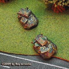 Drillson Heavy Hover Tank (3026)