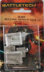 Bulldog Medium Tank (TRO 3026)