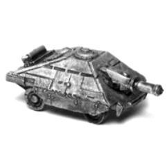 Hetzer Wheeled Assault Vehicle