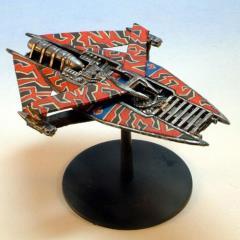 G'Quan Heavy Cruiser