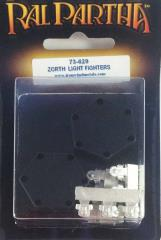 Vree Zorth Light Fighters