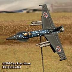 Turk Mech Scale Fighter