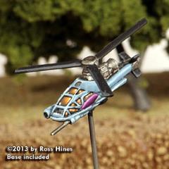 Spring Scout Helicopter