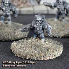 Grey Death Legion Battle Armor