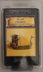 Charon - Boatman of Dead Souls w/Boat