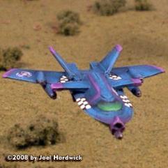 Scytha Mech Scale Fighter