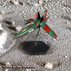 Avar Mech Scale Fighter