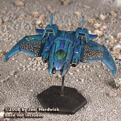 Xerxes Mech Scale Fighter