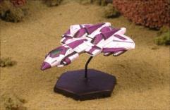 Shiva Mech Scale Fighter