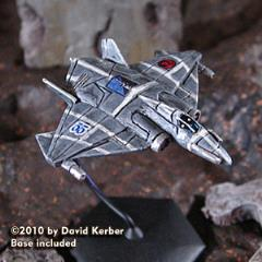 Sabre Mech Scale Fighter