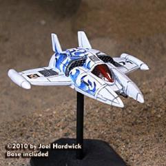 Gotha Mech Scale Fighter