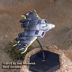 Defiance Mech Scale Fighter