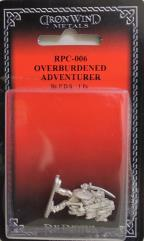 Overburdened Adventurer
