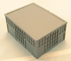 Upper Stackable Steel Building