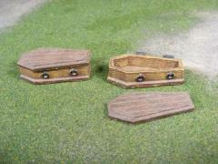 Open Coffins
