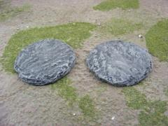 60mm Round - Rock Bases