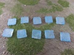 20mm Square - Ice Bases