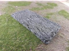 50mm x 100mm Rectangular - Rock Base
