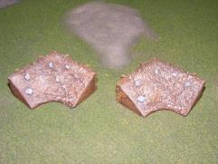 Modular Trench - Inside Corner