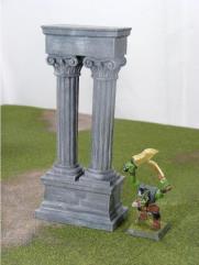 Double Roman Column