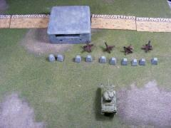 Battlefield Fortifications Set