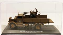 Opel Blitz 3,6-36S (Kfz. 305) + Flakvierling, DAK, Libya 1941