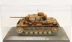 Pz. Kpfw. III Ausf. L (Sd. Kfz. 141), 16. Inf. Div. (Mot.), Voronezh (USSR) 1942