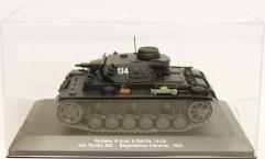 Pz. Kpfw. III Ausf. N (Sd. Kfz. 141/2), sch. Pz. Abt. 503, Bogoduchow (Ukraine) 1943