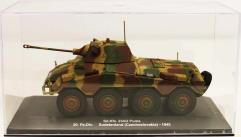 Sd. Kfz 234/2 Puma, 20. Pz. Div., Sudetenland (Czechoslovakia) 1945