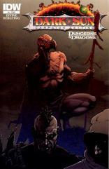 Dark Sun - Ianto's Tomb #2 (Cover A)
