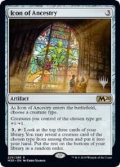 Icon of Ancestry (R) (Foil)