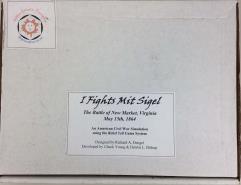 I Fights mit Sigel - The Battle of New Market Virginia