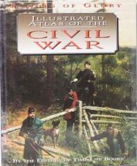 Illustrated Atlas of the Civil War, The