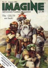 "#17 ""Celtic Material - Weapons & Artifacts, Myths and Legend, Tir Nan Og Adventure"""