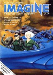 "#18 ""Star Frontiers Module - On the Rocks"""