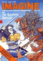 """#25 """"Far Eastern Special, Bushido & AD&D Module"""""""