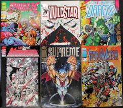 Image Comics Superhero Grab Bag - 6 Issues!