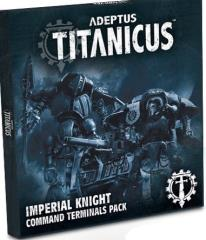 Imperial Knight Command Terminals Pack