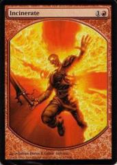 Incinerate (Textless)