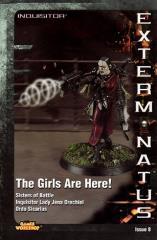"#8 ""Sisters of Battle, Inquisitor Lady Jena Orechiel"""
