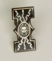 Invictus Covenant Pin